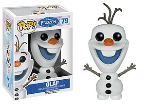 Pop! Disney Frozen Vinyl Figure Olaf #79 (Vaulted)