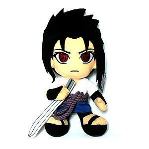 "Naruto Plush Sasuke Red Eye (12"")"