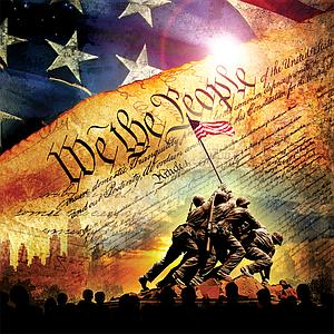 SUNSOUT Puzzle 1000 Piece The Constitution (51793)