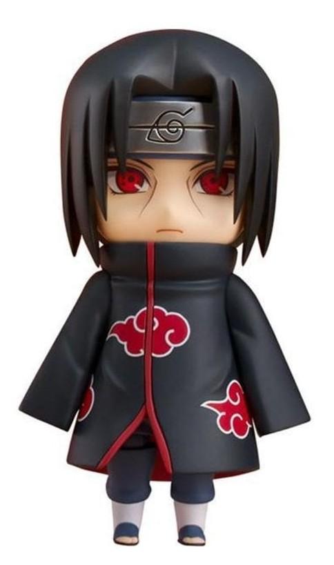 Naruto Uchiha Itachi 820# Nendoroid Action Figure toy change face doll