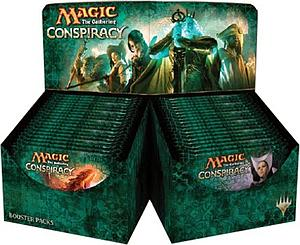 Magic the Gathering: Conspiracy - Booster Box