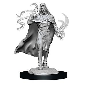 Magic the Gathering Unpainted Miniatures: Figure 1