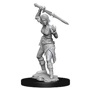 Magic the Gathering Unpainted Miniatures: Figure 2