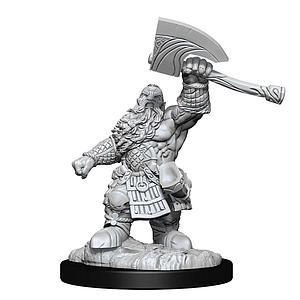 Magic the Gathering Unpainted Miniatures: Figure 4