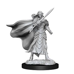 Magic the Gathering Unpainted Miniatures: Figure 7