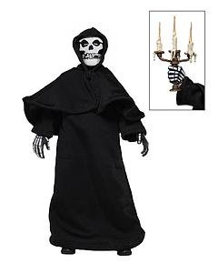 "The Misfits Fiend Retro 8"" Clothed Figure Black Cloak Version"