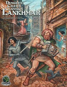 Dungeon Crawl Classics: Lankhmar Boxed Set