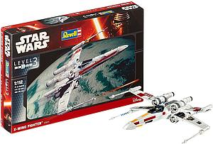 Star Wars X-Wing Fighter (03601)