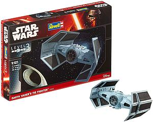 Star Wars Darth Vader's Tie Fighter (03602)