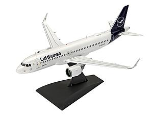 REVELL GERMANY 1:144 Scale Model Kit Airbus A320neo Lufthansa New Livery (03942)