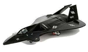 Revell Germany 1:144 Scale Model Kit F-19 Stealth Fighter (04051)