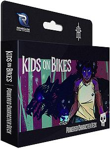 Kids on Bikes: Powered Character Pack