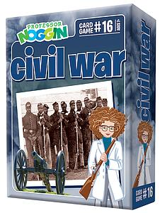 Professor Noggin Civil War #16