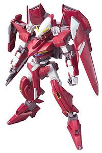 Gundam High Grade Gundam 00 1/144 Scale Model Kit: #14 Gundam Throne Drei