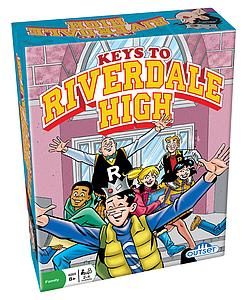 Archie: Keys to Riverdale High
