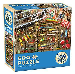 Puzzle: Fishing Lures (57149)