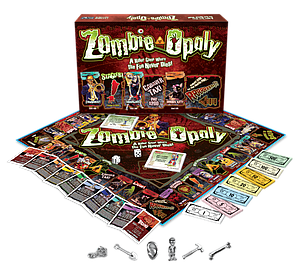 Zombies-Opoly