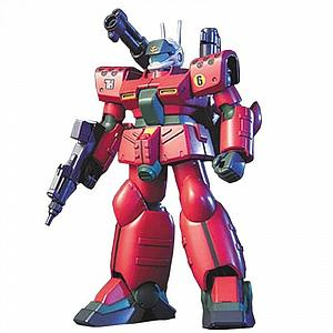 Gundam High Grade Universal Century 1/144 Scale Model Kit: #044 RX-77D Guncannon Production Type
