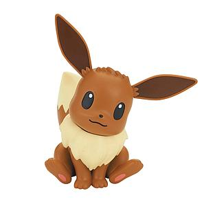 Pokemon Model Kit Quick!!: #04 Eevee