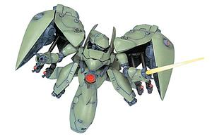 Gundam High Grade Mechanics 1/550 Scale Model Kit: AMX-002 Neue Ziel