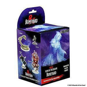 Dungeons & Dragons Icons of the Realms: Boneyard Booster Pack