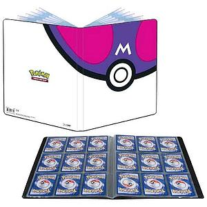 Pokemon 9-Pocket Portfolio: Master Ball