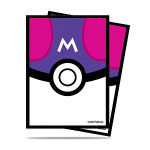Pokemon Master Ball Standard Card Sleeves (66mm x 91mm)