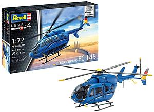 Revell Germany 1:72 Scale Model Kit Eurocopter EC 145 (03877)