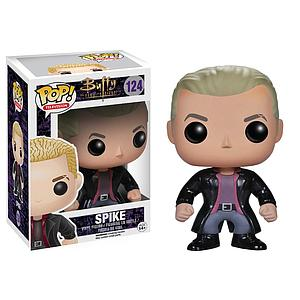 Pop! Television Buffy The Vampire Slayer Vinyl Figure Spike (Human) #124 (Vaulted)