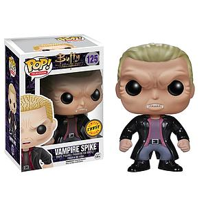 Pop! Television Buffy The Vampire Slayer Vinyl Figure Vampire Spike #125 (Chase Variant)