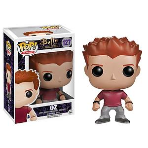 Pop! Television Buffy The Vampire Slayer Vinyl Figure Oz #127 (Vaulted)