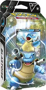 Pokemon Trading Card Game: V Battle Deck - Blastoise V
