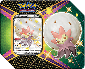 Pokemon Trading Card Game: Shining Fates Tin - Eldegoss V