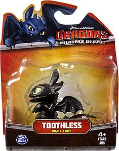 "Spin Master Dragons: Defender of Berk 3"": Toothless Night Fury (Standing)"