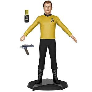 Bendyfigs Star Trek Figure:  Captain James T. Kirk