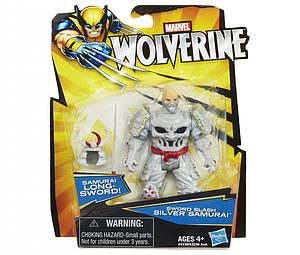 Marvel Wolverine: Sword Slash Silver Samurai