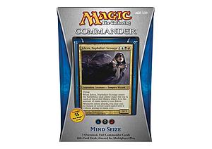 Magic the Gathering: Commander 2013 - Mind Seize Deck