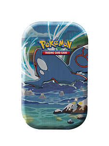Pokemon Trading Card Game: Shining Fates Mini Tin - Kyogre
