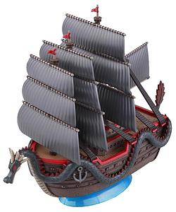 One Piece Grand Ship Collection Model Kit: Dragon's Ship
