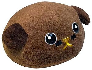 Mameshiba Plush: Mocha Bean