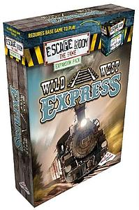 Escape Room: The Game - Wild West Express
