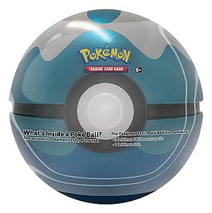Pokemon Trading Card Game: Poke Ball Dive Ball Tin (2020)