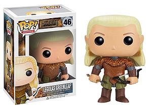 Pop! Movies The Hobbit The Desolation of Smaug Vinyl Figure Legolas Greenleaf #46 (Vaulted)