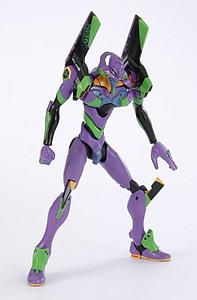 Neon Genesis Evangelion Model Kit: High Complete Model Progressive Test Type EVA-01