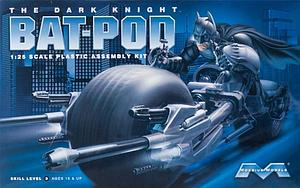 The Dark Knight Rises Batman's Bat-Pod Model Kit (1:25 Scale) BatPod