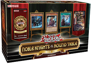 Yugioh! Noble Knights of the Round Table Box Set