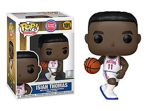 Pop! Basketball NBA Legends Vinyl Figure Isiah Thomas #101 (Detroit Pistons)