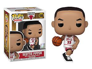 Pop! Basketball NBA Legends Vinyl Figure Scottie Pippen #108 (Chicago Bulls)