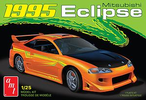 AMT 1:25 Scale Model Kit 1995 Mitsubishi Eclipse (AMT1089)