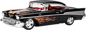 Revell USA Snap Tite Max 1:25 Scale Model Kit '57 Chevy Bel Air (85-1529)